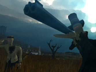 Кадр из игры S.Y.A.B.H.